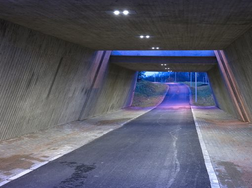 Southwest Finland – underpass lighting
